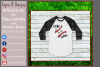 Living life by the seams baseball designs example image 2