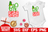 Elf Size SVG DXF EPS PNG example image 2
