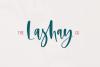Flashy - A Handwritten Script Font example image 14