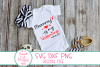 Mommy Is My Valentine SVG, Kids Valentine SVG, Baby, Mommy example image 3