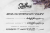 Stellani // a Casual Handlettering Font example image 2