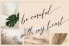 Carllitos // Luxury Signature Font example image 3