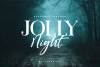 Jolly Night Font Duo example image 10