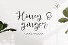 Honey & Ginger example image 1