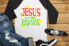 Jesus is the Reason example image 1
