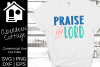 Praise The Lord SVG example image 1