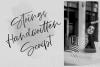 Strings // Handwritten Script Font example image 2