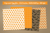 Halloween Seamless Patterns - set1 example image 2