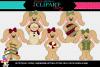 Christmas Bunnies example image 1