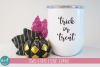 Trick or Treat SVG File example image 2