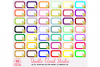 48 Colorful Pear Labels Clipart Fruit Pears Labels Stickers Icons PNG with Transparent Background for Personal & Commercial Use example image 2