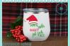 Sorry Santa naughty just feels nice funny Christmas design example image 4