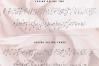 Loving Celine Signature SVG Font Trio - Modern Brush Fonts example image 11