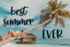 Sweet Summertime - A Hand-Written Script Font example image 2