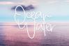 Beach Bum - Handwritten Script Font example image 2