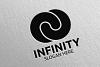 Infinity loop logo Design 17 example image 4