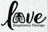 Respiratory therapist svg, RT svg, breath svg, sublimation example image 2