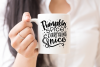 Pumpkin Spice & Everything Nice Cut File, SVG example image 2