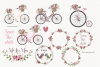 Wedding florals clipart example image 2