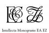 Intellecta Monograms EA EZ example image 9