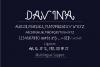 DAVINA example image 6
