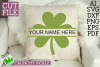 St Paddy Monograms - St Patrick's Day SVG File Bundle example image 2