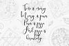 Borgoforte script font example image 6