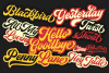 Streetball | Vintage font example image 6