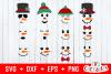 Big Christmas Bundle |Cut File's example image 8