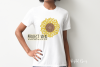 Sunflower SVG / PNG / EPS / DXF Files example image 5