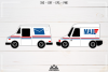 Mail Truck Svg Design example image 1