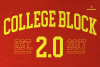College Block 2.0 example image 1