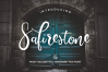 Safirestone Font + Extras example image 1