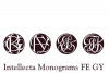Intellecta Monograms FE GY example image 9