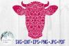 62 File Mega Floral Mandala Animal/Figure SVG Bundle example image 3