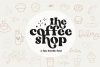 The Coffee Bundle - 6 Fun & Quirky Fonts example image 20