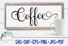 Coffee SVG Cut File example image 1