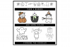 Creep It Real - A Spooky Halloween Doodles Font example image 3