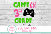 Back To School SVG Bundle, First Day At School SVG, Game On example image 7