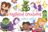 The Mythical Creatures Graphics Bundle! example image 1