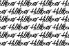 Hillbear - Handbrush Script Font example image 6