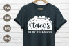 Tacos are my spirit animal SVG example image 1