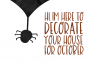 Halloween Moon - A Halloween Font with Extras! example image 5