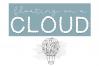 Cloudy - A Fun Handwritten Font example image 4