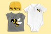 Queen Bee SVG File example image 1