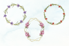 15 Vintage Wedding Geometric Frames, Wedding Floral Frames example image 4