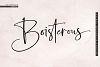Boisterous Signature Script example image 1