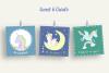 Magic Unicorns Illustration Set example image 6