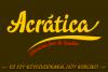 Acrática font example image 2