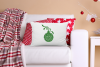 Christmas Pillow Mockup Bundle, Pillows Mock Up Bundle, JPG example image 4